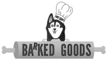 Barked Goods Logo